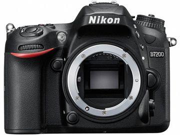 ニコン <D>Nikon デジタル一眼レフカメラ D7200・ボディ(2416万画素/ブラック)(き)【ポイント10倍】