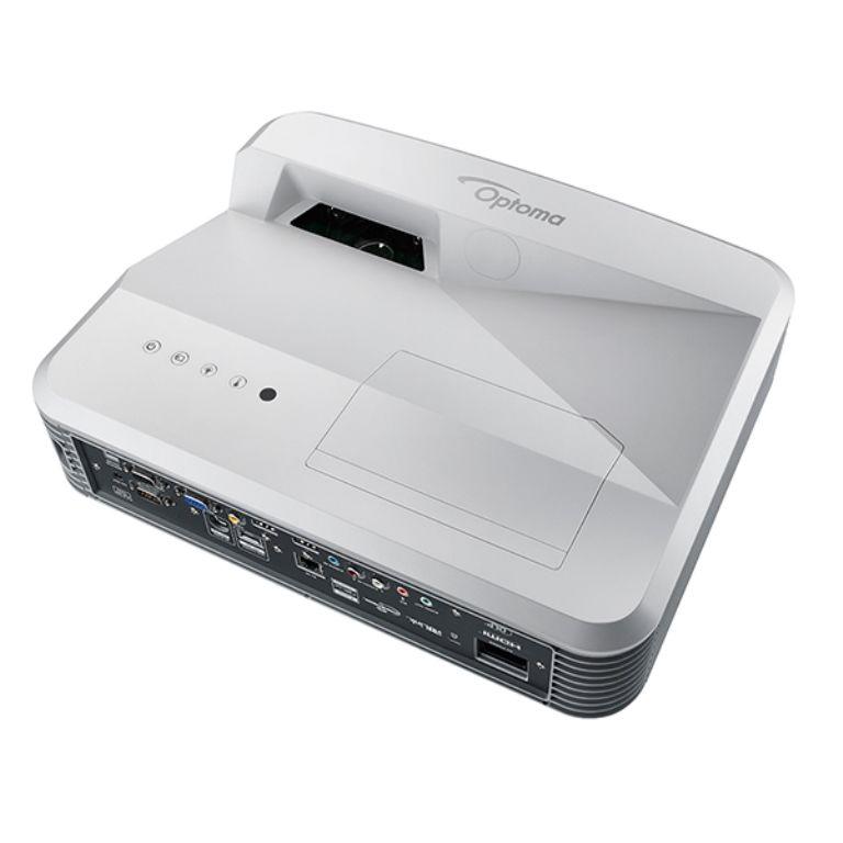 オプトマ WXGA超短焦点DLPプロジェクター W320UST(代引き不可)