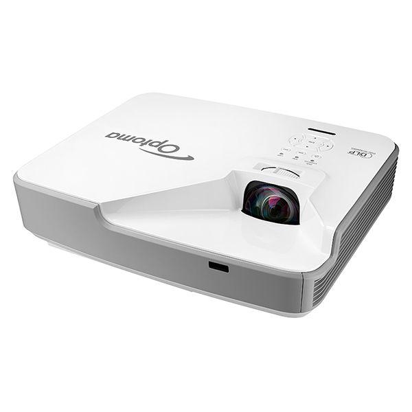 オプトマ レーザー光源式 WXGA・3D対応 短焦点 DLPプロジェクター ZW310ST(代引き不可)