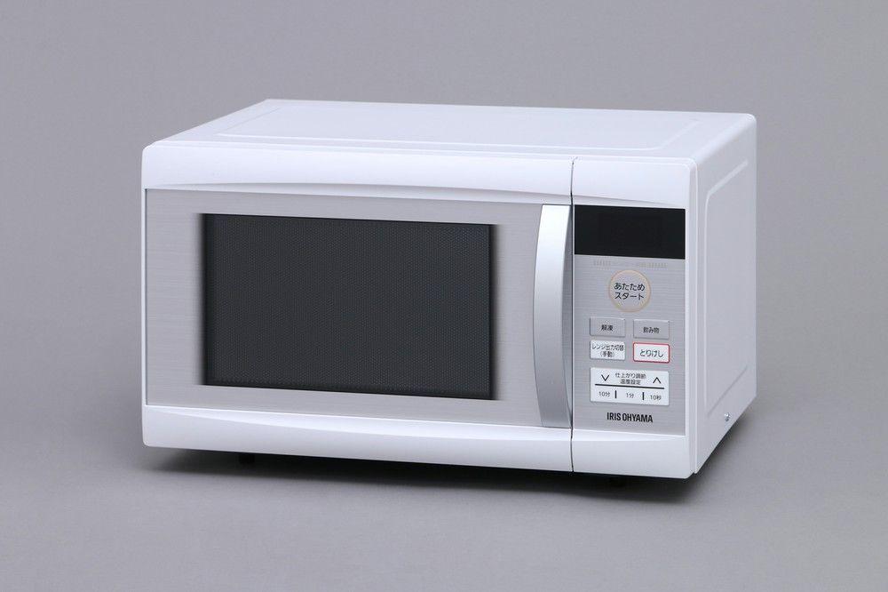 アイリスオーヤマ 単機能レンジ 22L ターンテーブル IMB-T2201(代引き不可)