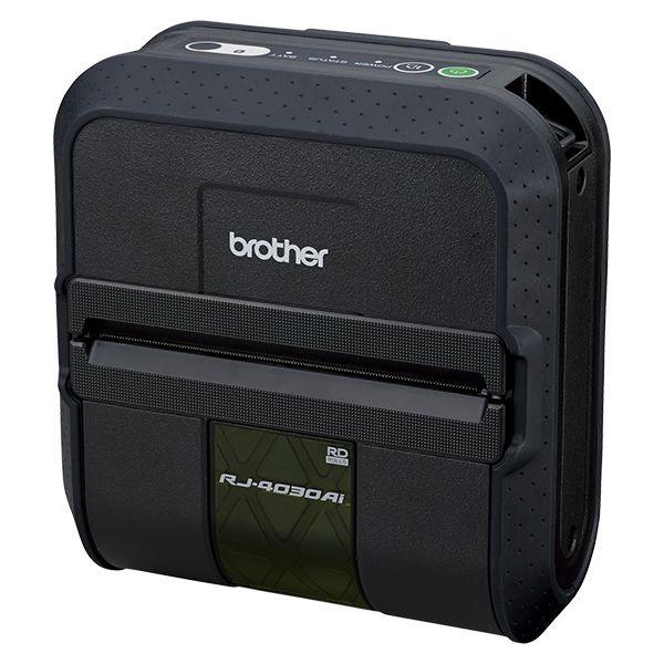 ブラザー工業 ラベルプリンター ラベル・レシート兼用 USB Bluetooth MFiRJ 4030Ai RJ 4030A08nNvwOm