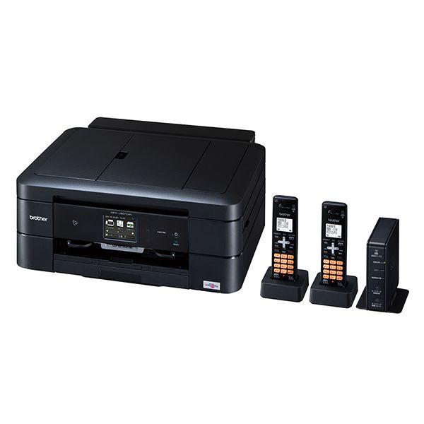 ブラザー工業 PRIVIO A4インクジェット複合機(プリンター/無線ファクス/スキャナー/コピー/ダイレクトプリント/CD・DVD・BD印刷/無線LAN/USB/子機2台)MFC-J907DWN(代引き不可)