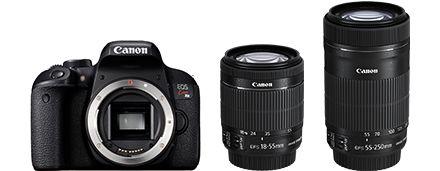 激安な キヤノン <EOS Kiss>Canon デジタル一眼レフカメラ EOS Kiss X9i・ダブルズームキット(2420万画素/ブラック)[1893C003] EOSKISSX9I-WKIT(き), BIVLABO 675627d5
