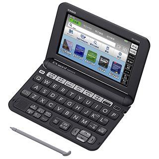 カシオ計算機 電子辞書 EX-word XD-G9800 (150コンテンツ/英語強化モデル/ブラック) XD-G9800BK(代引き不可)