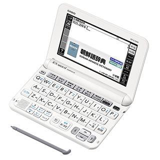 カシオ計算機 電子辞書 EX-word XD-G7600 (100コンテンツ/韓国語モデル)(代引き不可)