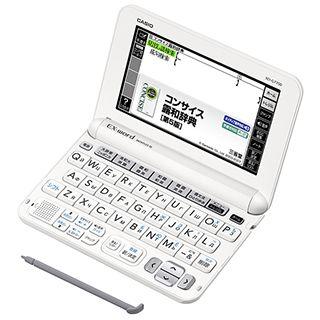 カシオ計算機 電子辞書 EX-word XD-G7700 (100コンテンツ/ロシア語モデル)(代引き不可)