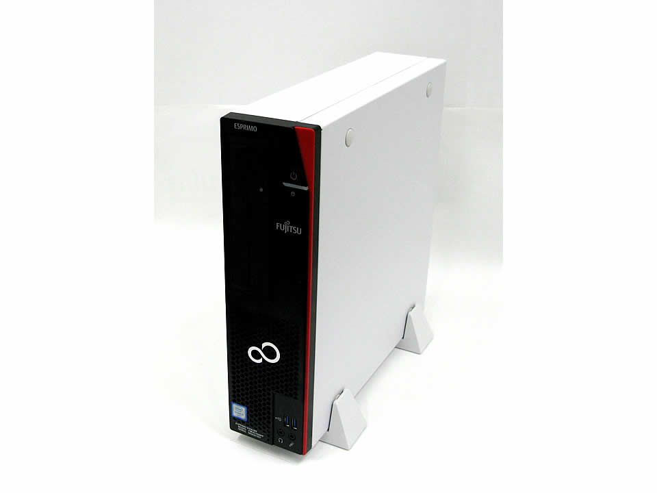 富士通 ESPRIMO D556/PX (Celeron-G3900/4GB/500GB/DVD/Win7Pro64(10DG)) FMVD2203CP(き)【ポイント10倍】
