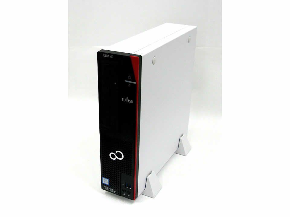 富士通 ESPRIMO D556/PX (Celeron-G3900/2GB/500GB/DVD/Win7Pro32(10DG)) FMVD2203HP(き)【ポイント10倍】