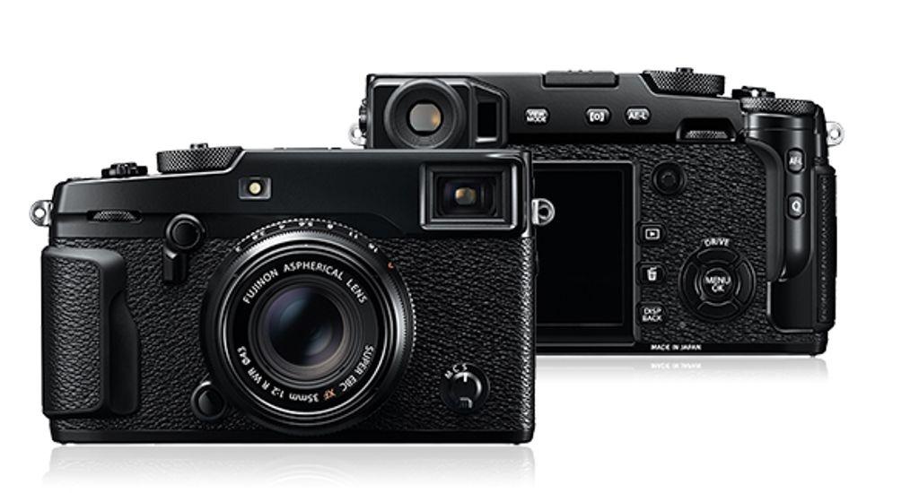 富士フイルム <X>FUJIFILM ミラーレス一眼カメラ X-PRO2・ボディ(2430万画素)(代引き不可)