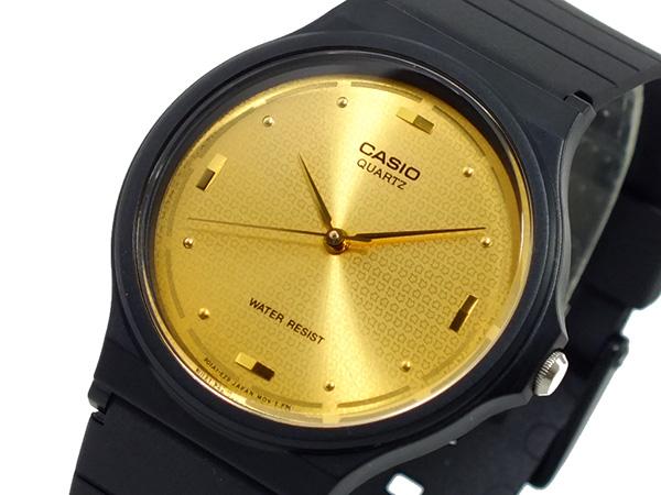 カシオ CASIO クオーツ 腕時計 MQ76-9AL ゴールド【ポイント10倍】【inte_D1806】