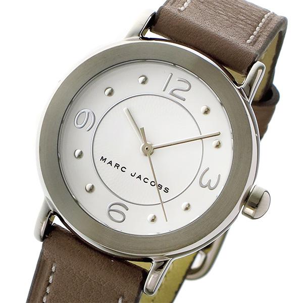 マーク ジェイコブス MARC JACOBS ライリー RILEY クオーツ レディース 腕時計 MJ1472 ホワイト/ベージュ【送料無料】