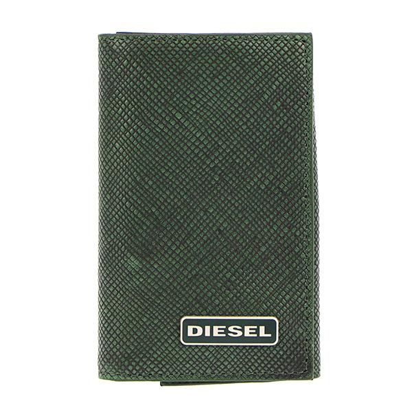 ディーゼル DIESEL メンズ キーケース X03346-P0517-H5429 グリーン【送料無料】