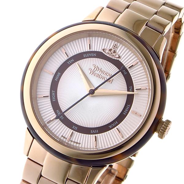 ヴィヴィアン ウエストウッド ポルトベッロ レディース 腕時計 VV158RSRS シルバー【送料無料】