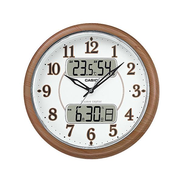 カシオ CASIO インテリア 時計 掛け時計 ITM-900FLJ-5JF 国内正規【送料無料】