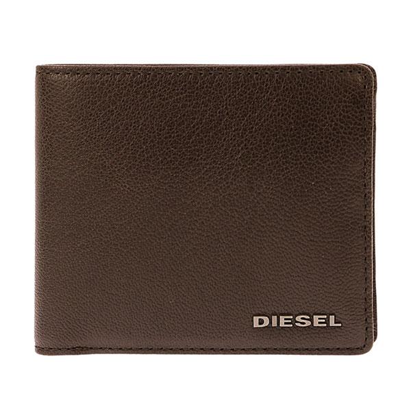 ディーゼル DIESEL メンズ 二つ折り 短財布 小銭入れ付 X03925-PR271-T2189