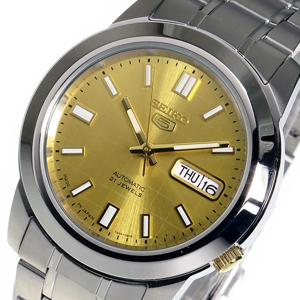 セイコー SEIKO セイコー5 SEIKO 5 自動巻き メンズ 腕時計 SNKK15J1【送料無料】