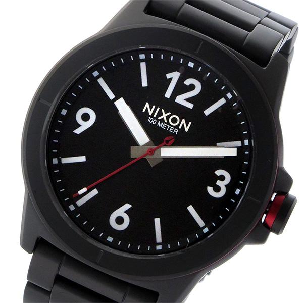 ニクソン NIXON カーディフ CARDIFF クオーツ ユニセックス 腕時計 A952-001 ブラック【送料無料】