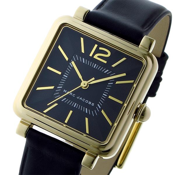 マーク ジェイコブス MARC JACOBS ヴィク VIC レディース 腕時計 MJ1522 ブラック【送料無料】