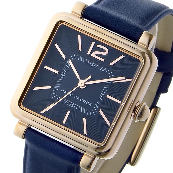 マーク ジェイコブス MARC JACOBS ヴィク VIC レディース 腕時計 MJ1523 ネイビー【送料無料】