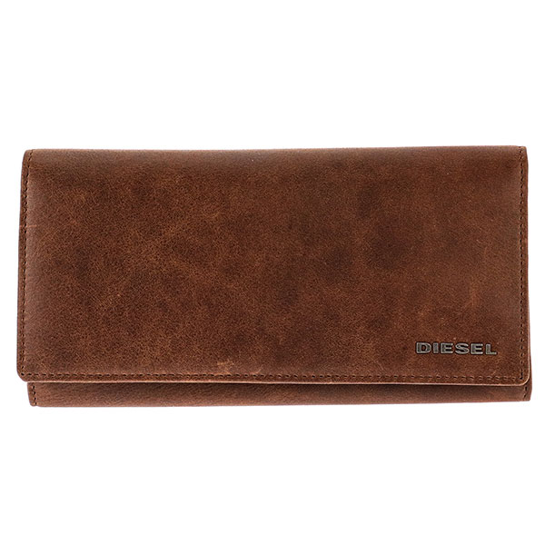 ディーゼル DIESEL メンズ 長財布 ファスナー付 X03359-P1075-H6183【送料無料】