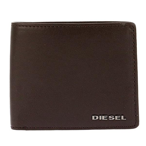 ディーゼル DIESEL メンズ 二つ折り 短財布 X04459-PR013-H6252【送料無料】