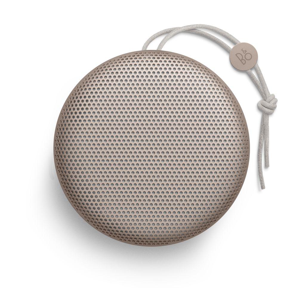 B&O ベオプレイA1 Bluetoothスピーカー/サンドストーン BEOPLAYA1SANDSTONE(代引き不可)