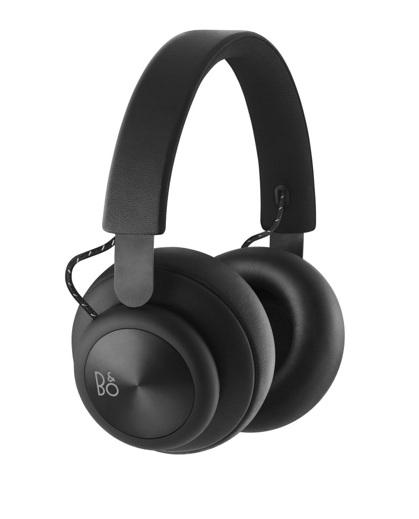 B&O ワイヤレスオーバーイヤーヘッドフォン/ブラック BEOPLAYH4BLACK(代引き不可)