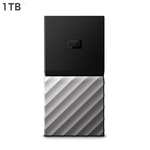 アイオーデータ SSDポータブルストレージ 1TB WDBK3E0010PSL-WESN