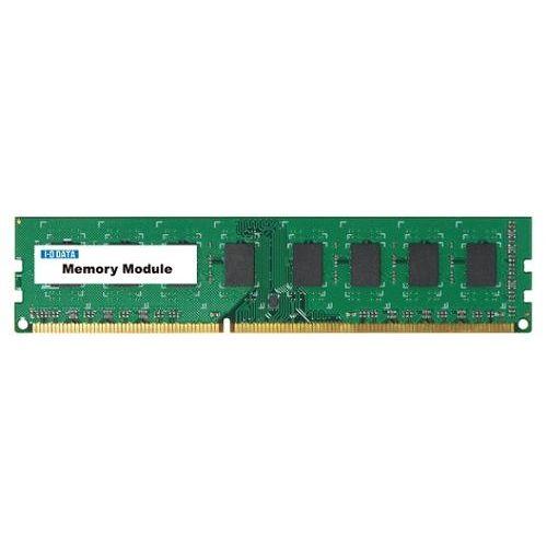 アイ・オー・データ デスクトップPC用 PC3-12800 DDR3メモリー 8GB DY1600-8G