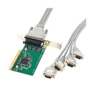 アイ・オー・データ機器 PCIバス専用 RS-232C拡張インターフェイスボード 4ポート RSA-PCI3/P4R