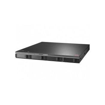 アイ・オー・データ 長期保証&保守サポート対応 19インチラックマウント型4ドライブ外付けHDD 4TB ZHD4-UTX4R