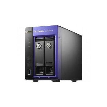 アイ・オー・データ Intel Core i3/Windows Storage Server 2012 R2 Standard Edition 2ドライブNAS2TB HDL-Z2WL2I2