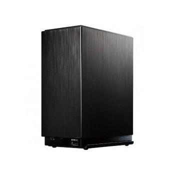 アイ・オー・データ デュアルコアCPU搭載 2ドライブ高速ビジネスNAS 4TB HDL2-AA4W