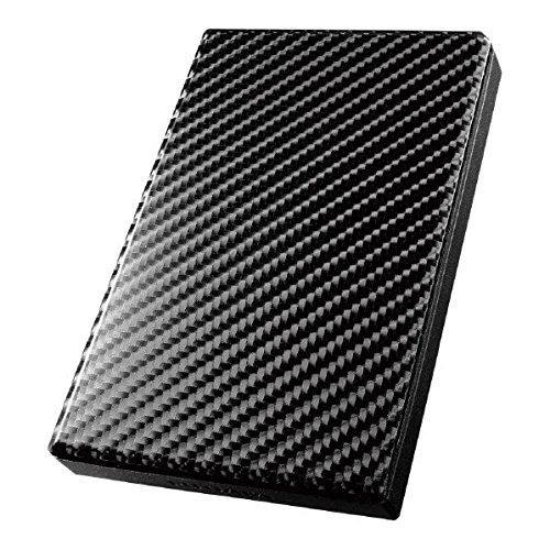 アイ・オー・データ USB 3.0対応ポータブルHDD 高速カクうす 黒 1TB HDPT-UT1K