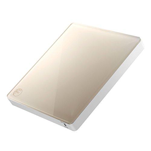 アイ・オー・データ スマートフォン用CDレコーダー 「CDレコ」 ライトグレージュ CDRI-W24AI2BR