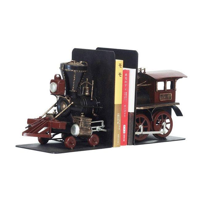 ブリキのおもちゃ B-ブックスタンド02 模型 車 インテリア 雑貨(代引不可)【送料無料】