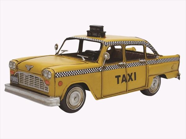 ブリキのおもちゃ B-クルマ13 クルマ 車 自動車 昭和レトロ ブリキ おもちゃ 玩具 置物 インテリア(代引不可)【送料無料】