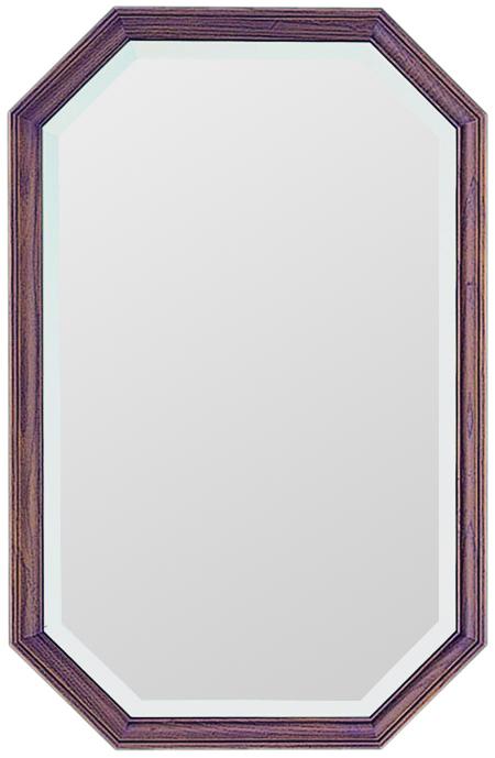ウォールミラー H4570 家具 鏡 ミラー 塩川 インテリア(代引不可)【送料無料】