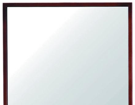ウォールミラー HF-120 家具 鏡 ミラー 塩川 インテリア(代引不可)【送料無料】