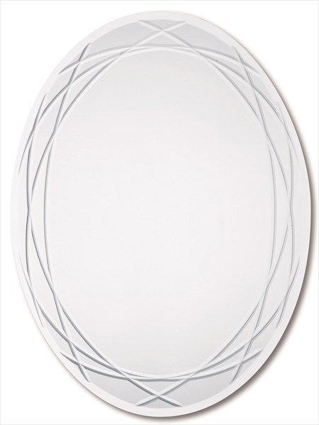 ウォールミラー SUC-003 家具 鏡 ミラー 塩川 インテリア(代引不可)【送料無料】