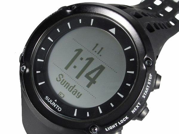 スント SUUNTO AMBIT アンビット 腕時計 GPS内蔵 SS018374000H2【ポイント10倍】