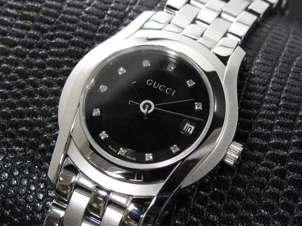 グッチ GUCCI Gクラス 11Pダイヤ 腕時計 YA055504H210【送料無料】【ポイント10倍】