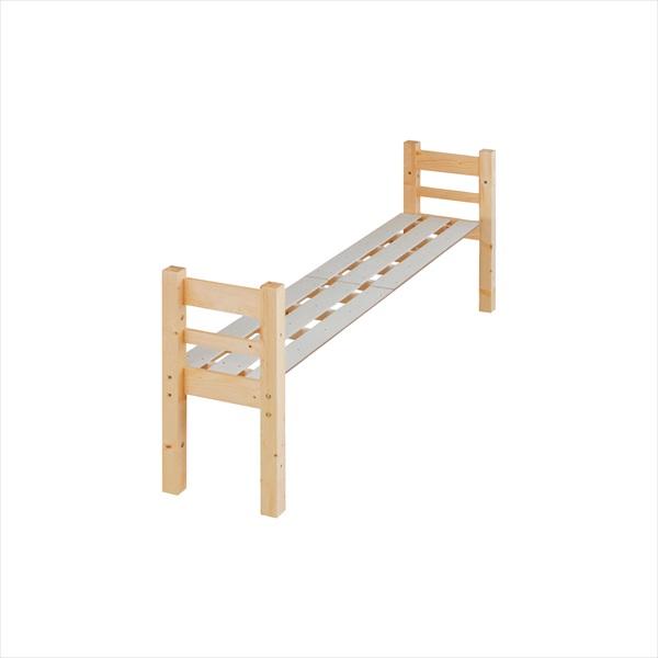 パインフレーム すのこジュニアベッドエキストラベッド シンプル おしゃれ 子供 子供部屋 インテリア 家具(代引不可)【送料無料】