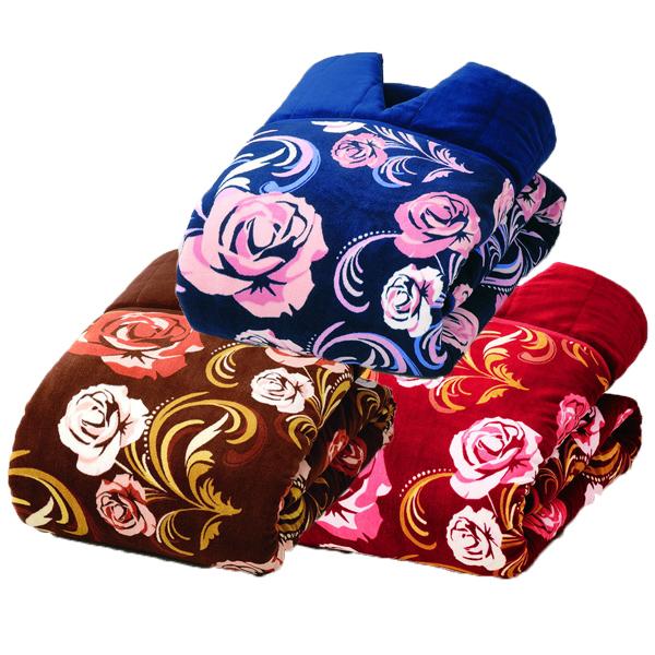 東レマシュマロン 衿くり毛布 3色組 軽量 保湿(代引不可)【送料無料】