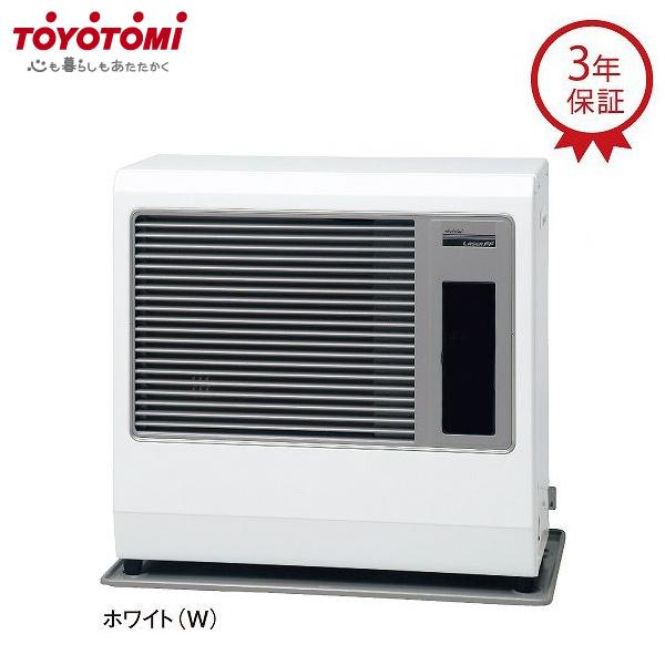 トヨトミ FF式ストーブ FF-9601 ホワイトW【送料無料】