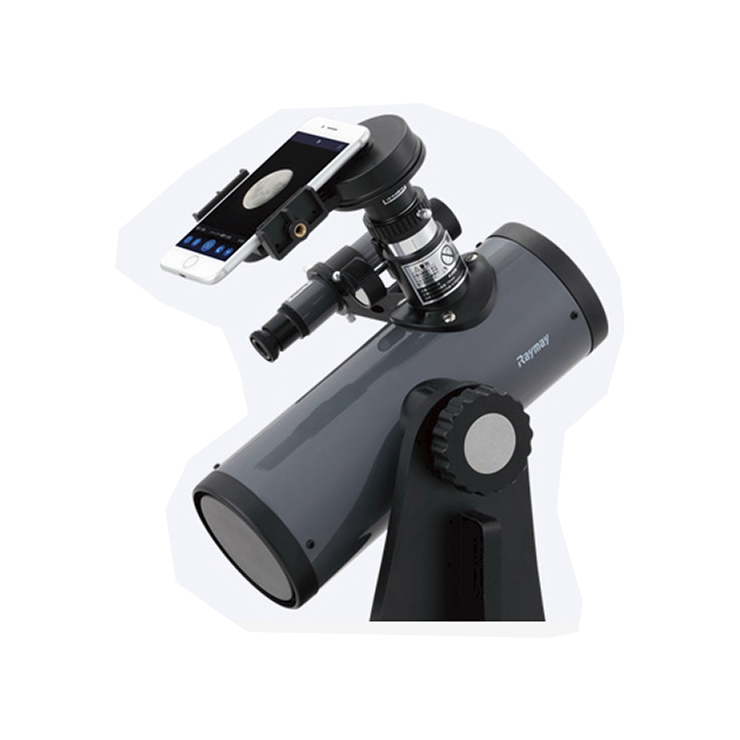 レイメイ藤井 天体望遠鏡(反射式・卓上経緯台) 300mm/76mm RXA125【送料無料】【S1】
