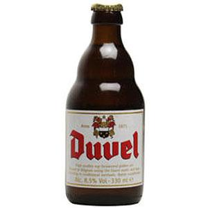ベルギー デュベル 瓶 輸入ビール 330ml×24本