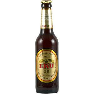 ドイツ エク 28 瓶 輸入ビール 330ml×24本