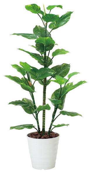 アートグリーン 人工観葉植物 光触媒 光の楽園 フレッシュポトス1.5(代引き不可)【送料無料】