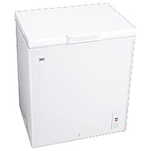 ハイアール チェスト式冷凍庫(145L) JF-NC145F-W ホワイト(代引き不可)【送料無料】【S1】